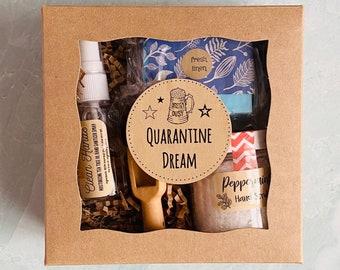 Quarantine Dream Self Care Gift Set: