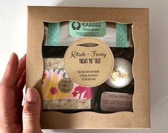Treat Yo'self Gift Box