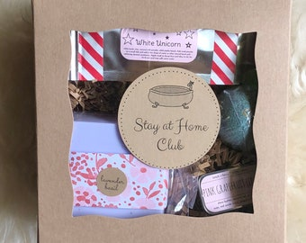 Stay At Home Club Gift Box