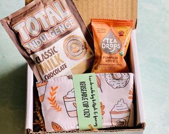 Cozy, Tea and Cocoa Gift Box