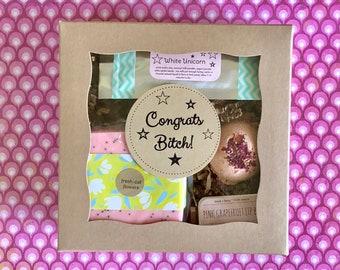 Congrats Bitch! Gift Box