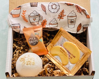 Cozy Fall Box: Coffee and Donuts Lover