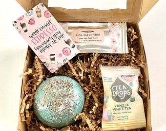 Birthday Self Care Gift Box