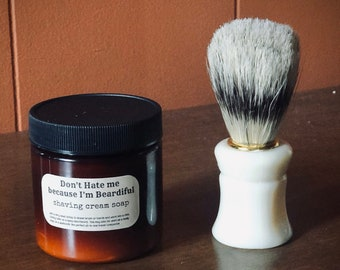 Boars Hair Shaving Brush- BRUSH ONLY