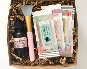 Luxury Face Mask Gift Set
