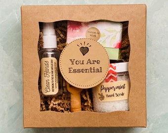 You Are Essential: Self Care Box for Essential Worker