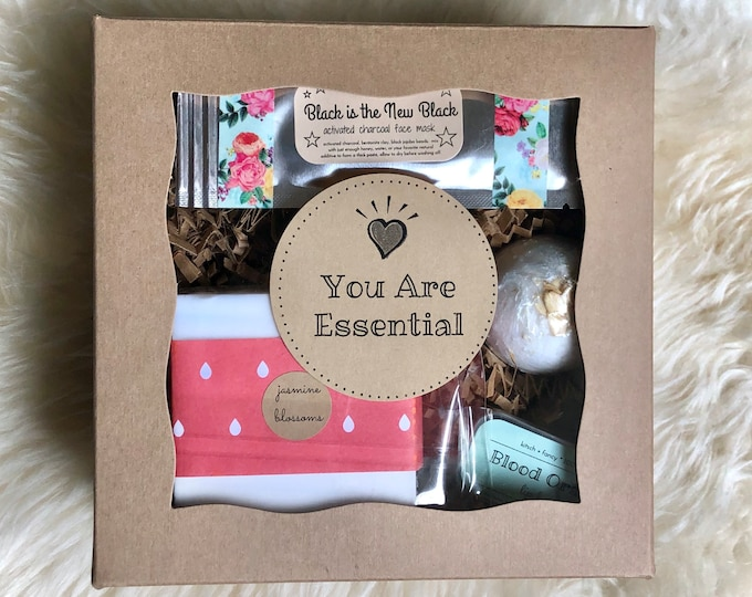 Featured listing image: You Are Essential Gift Box