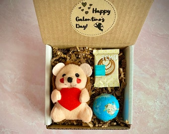 Valentine Mini Plushie Box