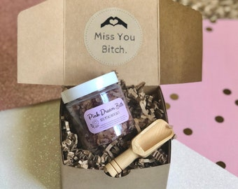 Miss You Bitch: Bath Salt Gift Box