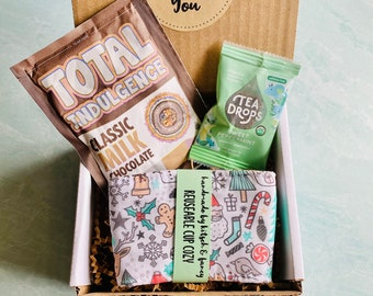 Holiday Cocoa and Tea Box