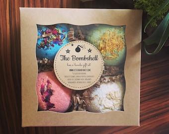XL BOMBshell Gift Set
