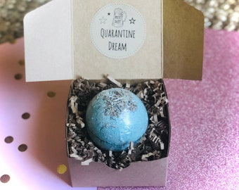 Quarantine Dream: Bath Bomb Gift