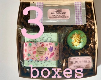 3 Gift Boxes