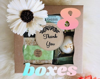 8 Gift Boxes