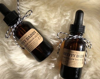 Heyyy Daddy Beard Oil