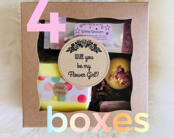 4 Gift Boxes Listing
