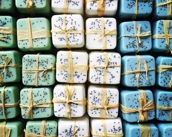 3-pack Soap Stack Soap Favors