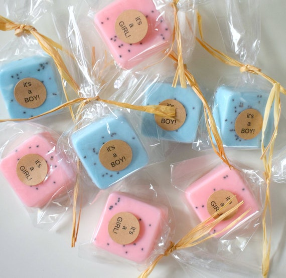 Dozen Baby Shower Soap Favors Ready To Ship Baby Shower Etsy