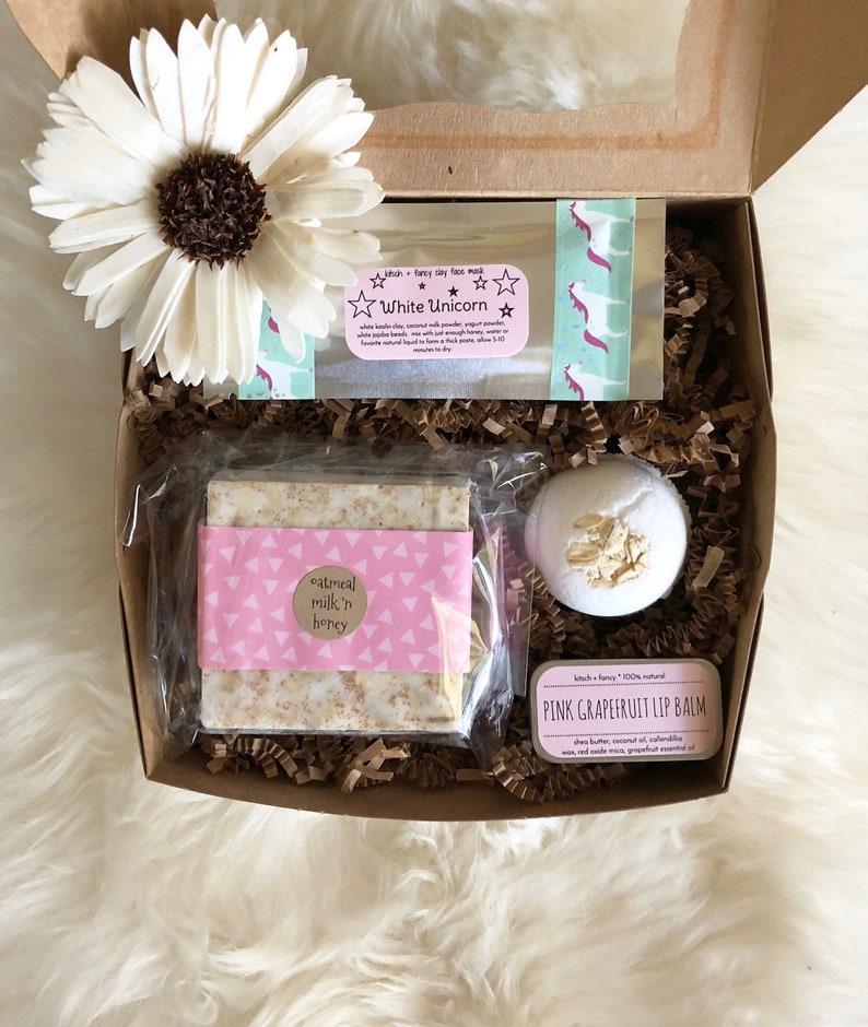 Bridesmaid Gift: Custom Beauty Gift box for Bridesmaids image 0