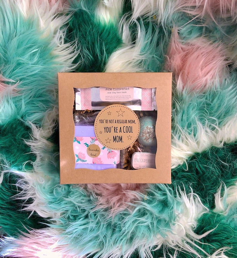 Birthday Gift for Mom: You're a Cool Mom Gift Box image 0