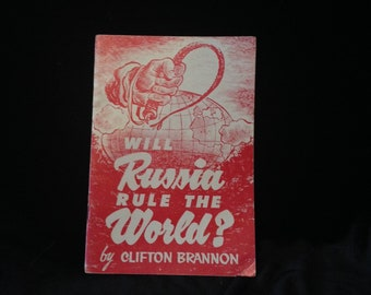 Will Russia Rule the World booklet