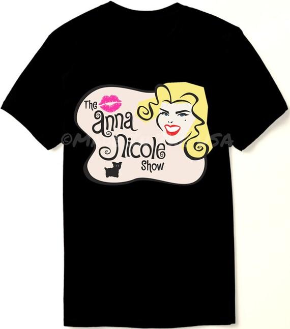 No I/'m Not Anna Nicole Smith Celebrity Look-Alike T Shirt