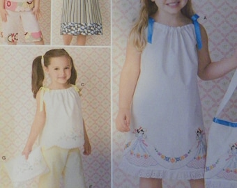 Vintage Simplicity Pattern 8538 Baby Dress Short Set With A Etsy