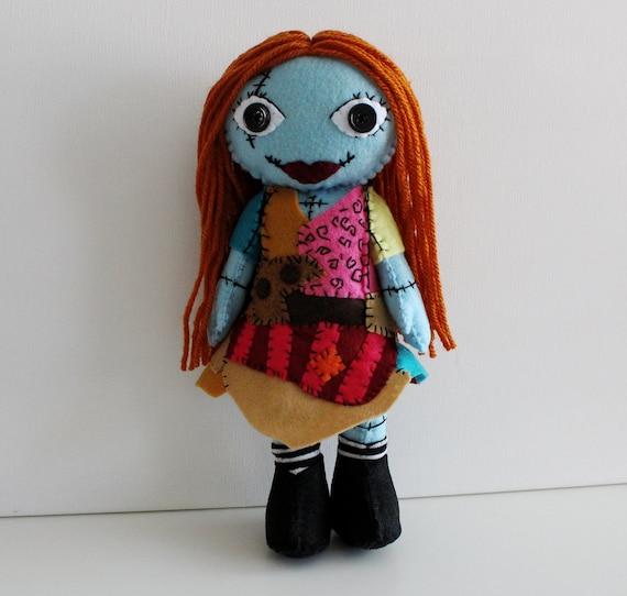 image 0 - Nightmare Before Christmas Sally Doll
