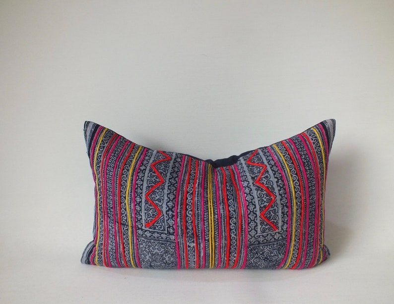 Ethnic Pillow covers Handmade Fabric Handwoven textile throw Pillow cushions Boho chic Natural dyed Light pastel Colours pastel Pillow Case