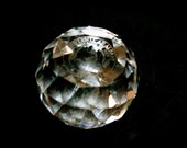 SUNY Small Crystal Paperweight State University of New York at Albany 1980s