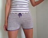 Hipster Glitter Shorts Knitting Pattern (PDF File)