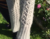 Zigzag Eyelet Cardigan Knitting Pattern (PDF File)