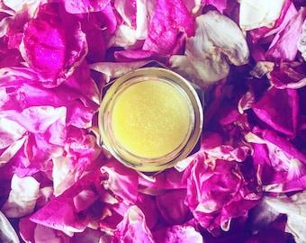 Rose Salve - Beauty Balm - Anointing Perfume