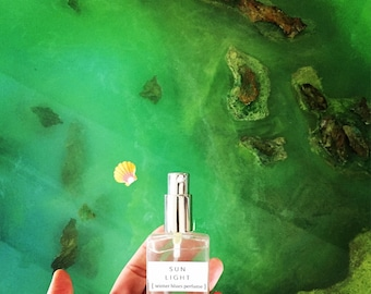 Sunlight   Aromatherapy Perfume for Winter Blues