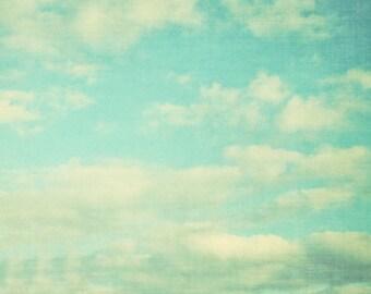clouds, nature, sky, fine art photography