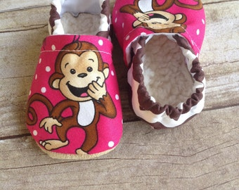 2e4157940dc silly monkey booties