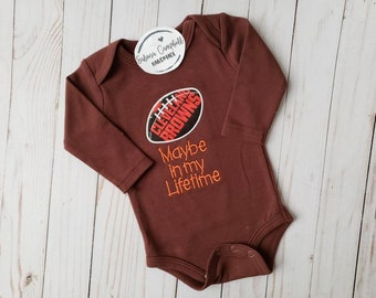 d35b8b4cd Cleveland Browns Inspired Shirt or Bodysuit