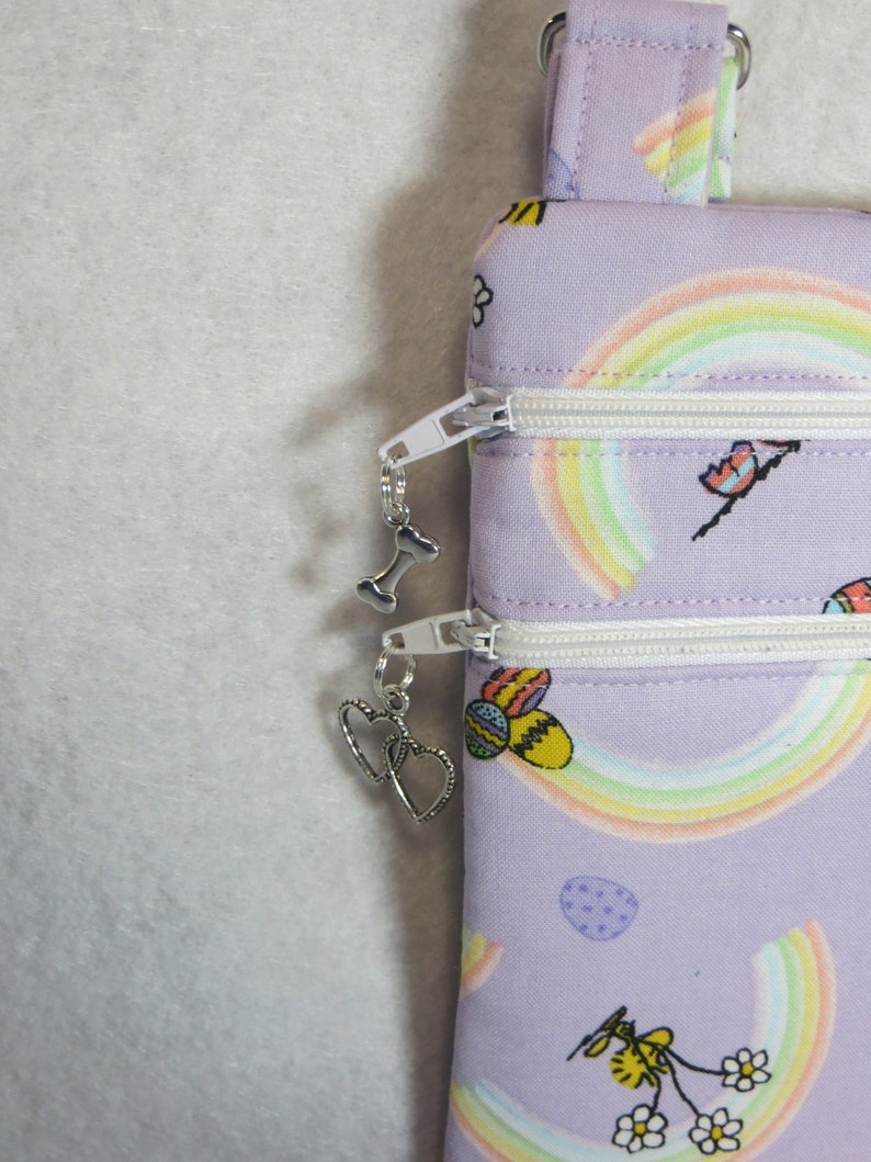 Free shipping Handcrafted Woodstock from Charlie Brown crossbody bag