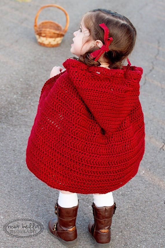 Little Red Riding Hood Costume Halloween Costume Baby Girl  Etsy-8010