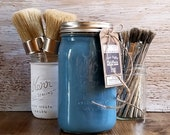 Handmade Chalk Paint, Teal Decor, Gift Ideas, Table Numbers, DIY Craft Projects, Wood Signs, Side Table, Chest of Drawers, Furniture Paints