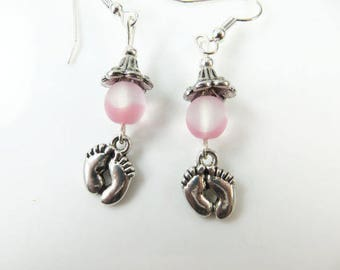 Baby girl earrings or it's a girl earrings