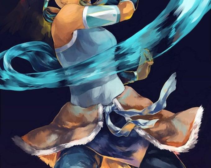 Legend of Korra High Quality Poster