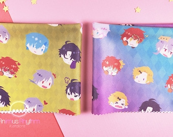 Mystic messenger Microfiber Cloth 7"