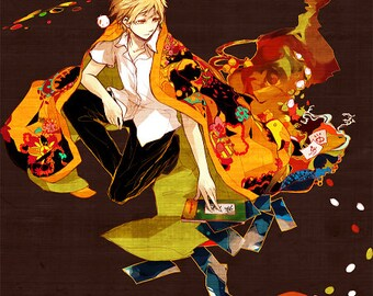 Natsume Yuujinchou High Quality Poster