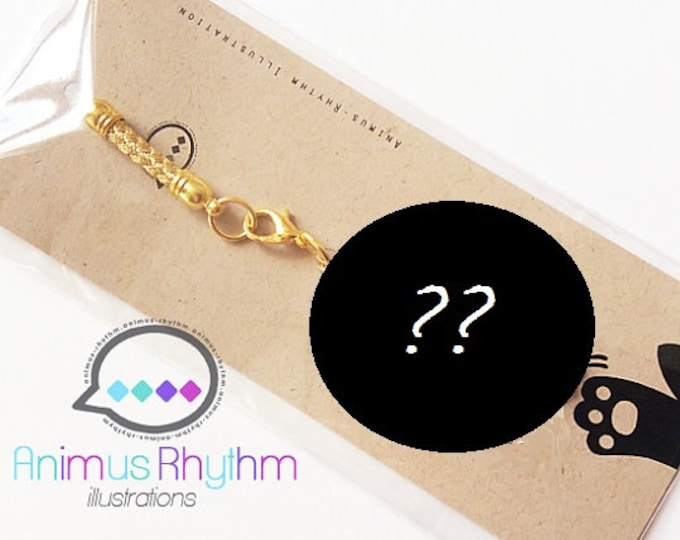 Mystery Acrylic straps charm!!!