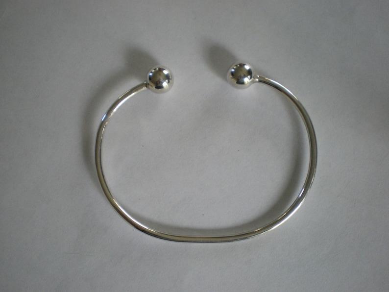 Classic Sterling Silver Bracelet image 0