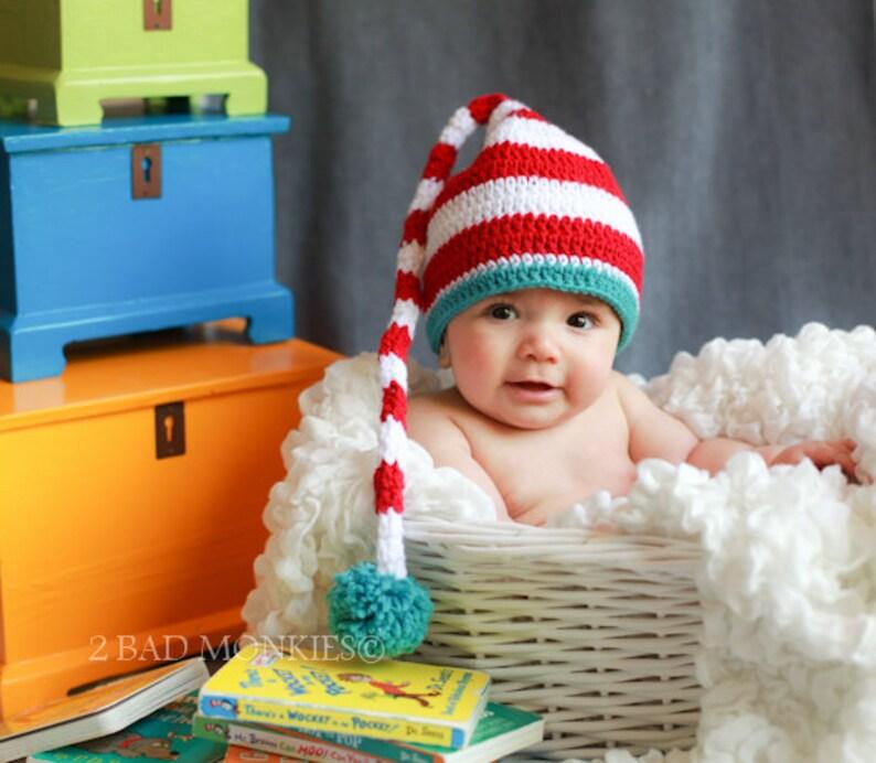 8e0124f2d26 Baby hat Dr Seuss Baby Hat newborn hat Toddler boy hat Toddler hat ...