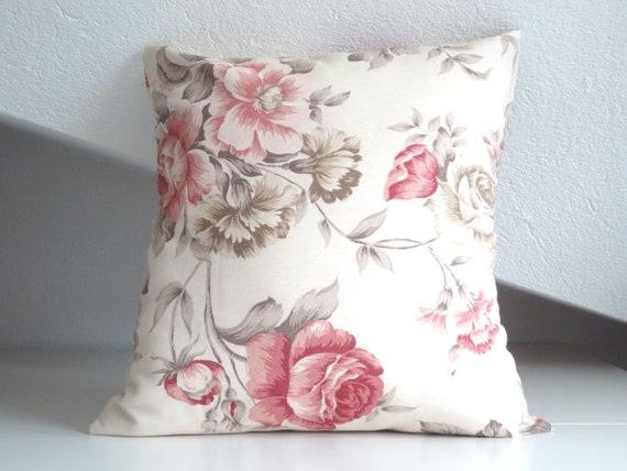 Cuscini Con Rose.Cuscini Con Rose Cuscino Decorativo 40x40 Cuscino Etsy