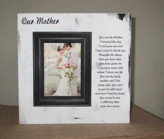 mother of the groom from bride and groom our mother wedding | Etsy