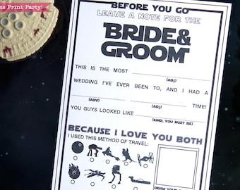 Star Wars Wedding.Star Wars Wedding Etsy